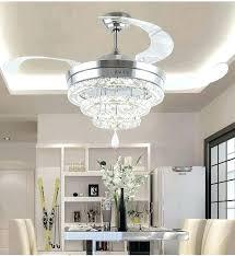 best led ceiling fans ceiling fan crystal chandelier crystal chandelier dining room best of led ceiling
