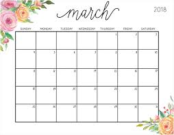 planning calendar template 2018 march 2018 planning calendar template calendar 2018 pinterest