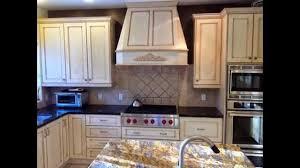 kitchen cabinet refinishing calgary youtube