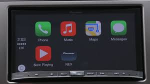 pioneer apple carplay. pioneer builds apple\u0027s carplay into its nex infotainment system | idg.tv apple carplay