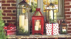 Fabulous christmas decoration ideas using candles Vases Put Out Christmas Lanterns Christmas Decorating Ideas Lanterns Southern Living 100 Fresh Christmas Decorating Ideas Southern Living