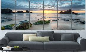 extra large multi panel wall art