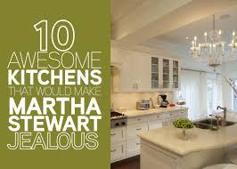 Martha Stewart Kitchen Designs 10 Awesome Kitchens That Would Make Martha Stewart Jealous