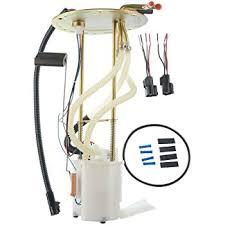 amazon com eccpp electric fuel pump module assembly w sending unit a premium electric fuel pump module assembly for ford e 150 e 250 e 350 econoline club wagon 1992 1996 4 9l 5 0l 5 8l 7 5l rear tank only e2282m