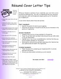 attractive ideas cover letter and resume examples 8 an example of for cv 232x300