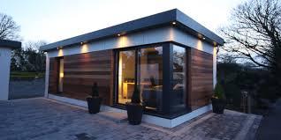 office in the garden. Garden Office Pods. Room Exterior Pods In The