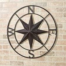 wall stylish design ideas compass wall art com earhart tuscan slate decor canada uk red