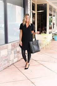 hailey crepe dress true to size wearing in small spanx r faux leather leggings size up if in between wearing in small sam edelman hazel pointy