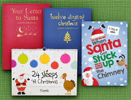 Childrens Christmas Books make the festive season even more magical and  special. Personalized Christmas Books
