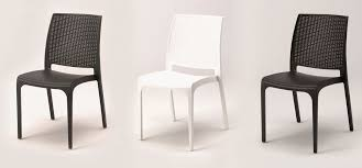 modern stackable plastic chairs in ideas 1