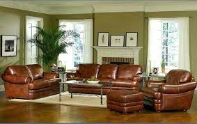 wall paint with brown furniture. Colors That Go With Brown Furniture Living Room Paint Ideas Home Interior Decor Wall