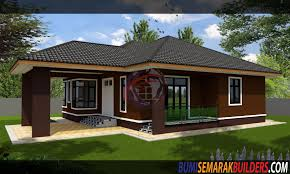 Design Rumah Moden Kontraktor Rumah Kelantan Modern House Design House