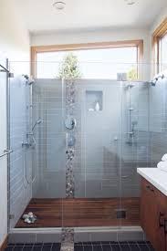 stone tile bathroom accent design
