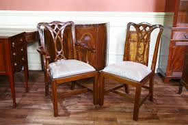 stylish chippendale dining chairs