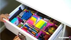 office drawer organizers. Office Desk Drawer Organizer Beautiful Home Organizers Creatively Organized I