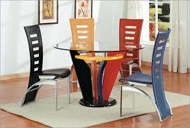image of modern kitchen table sets design color ful