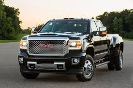 2018 GMC Sierra 3500HD: New Car Review - Autotrader