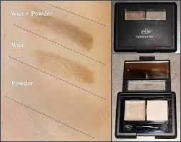 elf eyebrow kit medium vs dark. e l f eyebrow kit cvs elf medium vs dark