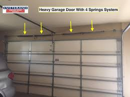 Garage Door Torsion Vs Extension Springs, which one is better ...