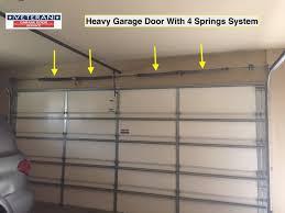 heavy garage door dallas tx