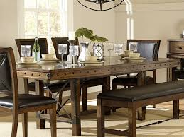 rustic dining room sets. Amazon.com - Rustic Turnbuckle Dining Room Furniture In Burnished Oak (Dining Table) Table \u0026 Chair Sets