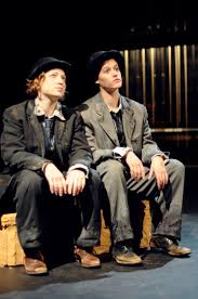 theatre presents waiting for godot cornell college laura