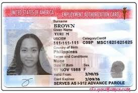 Citizenship To Path My - Ead-card-employment