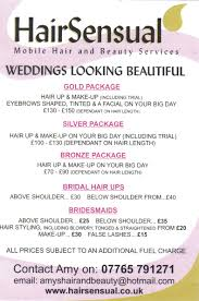 wedding hair and makeup packages pretty 9 list for