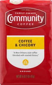Native to africa, asia, and europe and brought to the u.s. Community Coffee Rich Flavorful Coffee Chicory Ground Coffee 16 Oz Qfc
