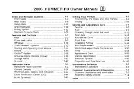 2006 hummer h3 owners manual pdfsr com 2006 hummer h3 owners manual