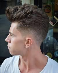 New Hairstyle For Boys In Medium Hair