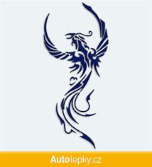 Samolepka Na Auto Tattoo Fenix Autolepkycz