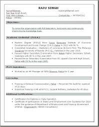 Resume Samples Doc Hr Fresher Resume Template Basic Print Hr In Doc