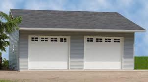 garage doors at menards22 x 24 x 10 2Car Garage at Menards