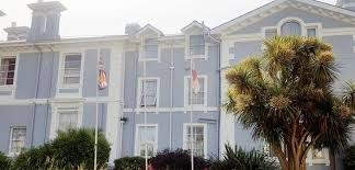 Marquis Hotel Torquay, The English Riviera. Formerly Bute Court Torquay