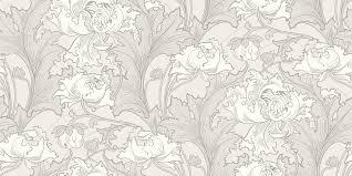 Bij Ons Vindt U De Grootste Collectie Art Nouveau Behang Ter Wereld