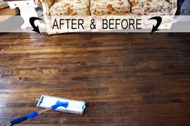 how to naturally keep your dark hardwood floors clean without losing your mind vinegar
