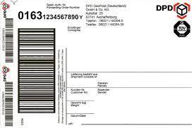Dpd retourenaufkleber / dhl paketaufkleber ausdrucken : Erklarungen Zum Dpd Paketaufkleber