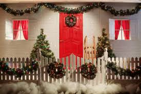 Small Picture Decorations Christmas Decoration Photo Thrift Easy Front Porch