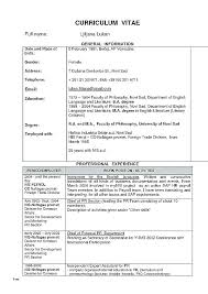 Sample Resume For Secretary Job Medical Receptionist Resume Template ...