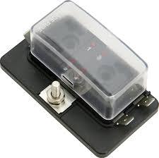 100 30a led mini blade fuse block princess auto 4 way mini blade fuse box at Mini Blade Fuse Box