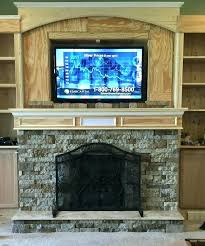 fresno tv stand with gel fuel fireplace by real flame ideas