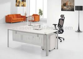 glass top office furniture. Office Table With Glass Top. Fks-hd-ed024 Modern Top Desk Furniture E