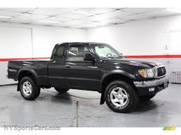 2004 Toyota Tacoma V6 TRD Xtracab 4x4 in Black Sand Pearl - 456039 ...