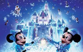 50+] Free Disney Winter Wallpaper on ...