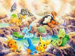 pokemon desktop wallpapers wallpaper