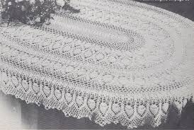 Free Crochet Pineapple Table Runner Patterns