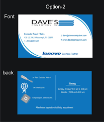 Business Business Card Design For David Molnar By Esolz Technologies