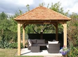 garden structures glenfort feature truss ireland northern ireland