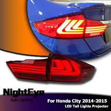 Pair Led Tail Lights Brake Stop Rear Lamp Turn Signal For 2014 2015